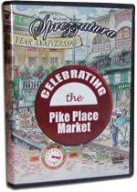 Celebrating the Pike Place Market - DVD