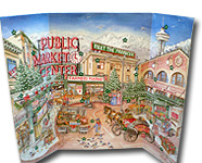 Pike Place Market Advent Calendar